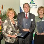 Exceptional Service Award recipients