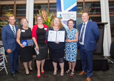 Association of the Year - Mathematical Association of NSW